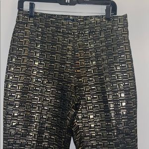 Kate Spade Saturday Women's Jacquard Pipeline Pant